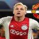 Manchester United let Van de Beek go to Barcelona